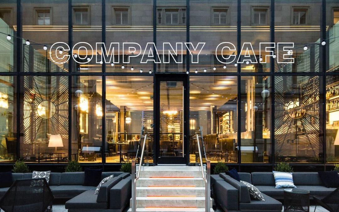 THE COMPANY CAFÉ